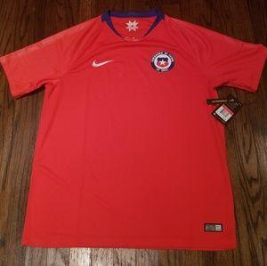 CHILE Soccer Jersey National Soccer team